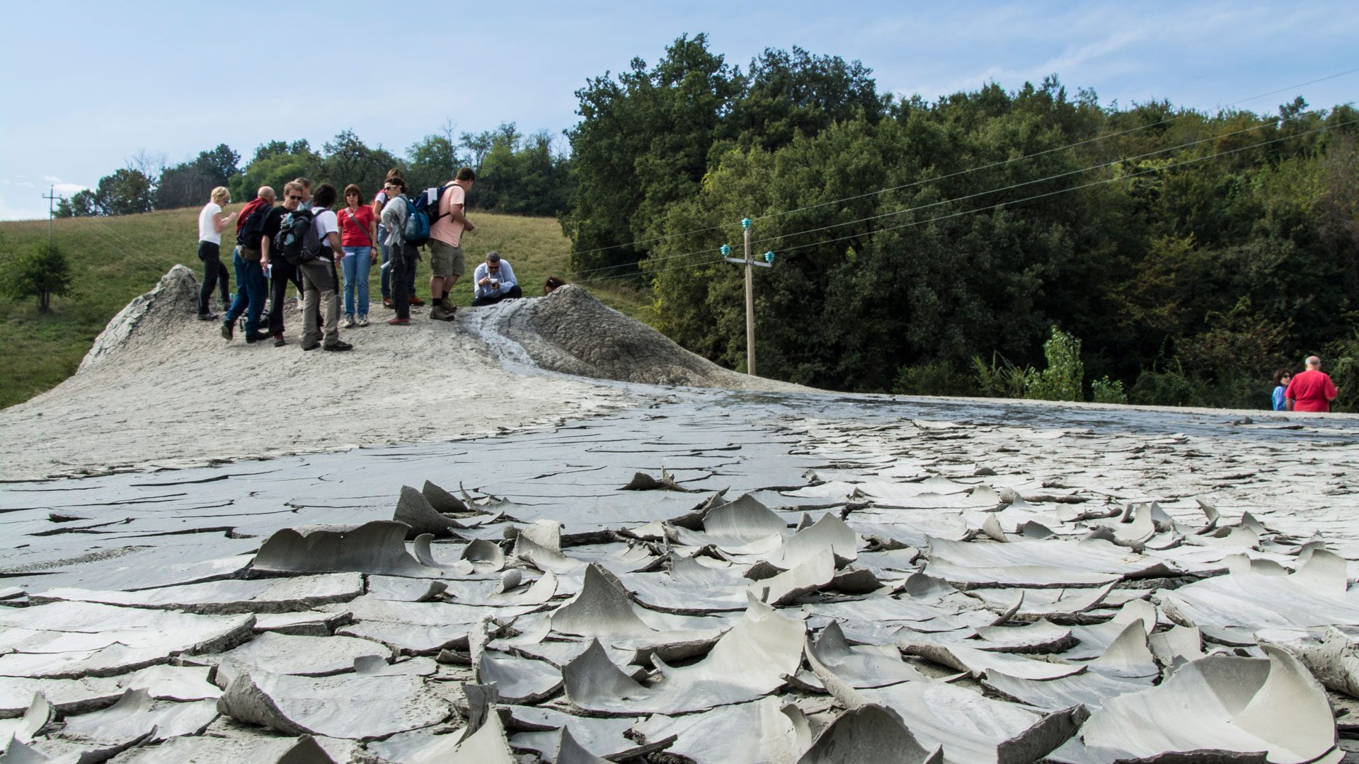 Image of Mud-Volcano Salse di Nirano